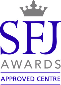SfJ Awards Logo Strapline Outlines AW